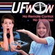 『UFwow』 宙に浮かぶ不思議な円盤