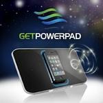 ワイヤレス充電パッド GET POWER PAD(ゲットパワーパッド) iPhone、PSP、DSi対応 【本体】の詳細ページへ