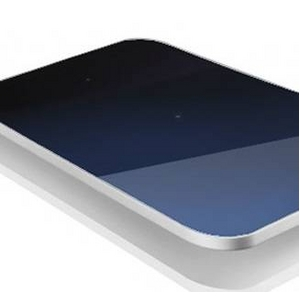 ワイヤレス充電器「GETPOWERPAD?3(ゲットパワーパッド3)」 スターターキット iPhone4専用レシーバーセット(マットブラック)