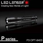 LED LENSER (レッドレンザー) LEDライト LENSER P3 OPT-8403の詳細ページへ