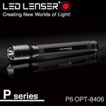 LED LENSER (レッドレンザー) LEDライト LENSER P6 OPT-8406の詳細ページへ