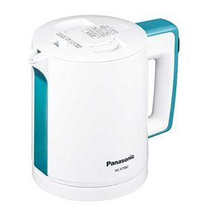 Panasonic(パナソニック) 0.6L 電気ケトル NC-KT061 ブルー