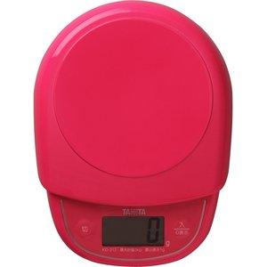 TANITA(タニタ) <デジタルクッキングスケール> KD-313 ピンク