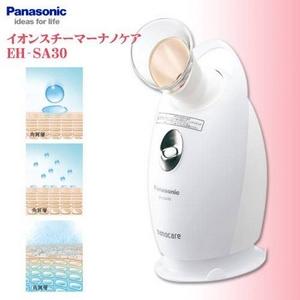 Panasonic イオンスチーマー ナノケア【女性バーゲン通販】