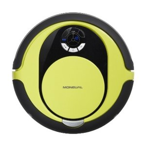 MONEUAL ロボット掃除機 クレモン MR6680J-G グリーン