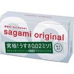 サガミオリジナル 002 コンドーム 12個×3セット