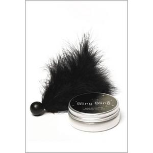 Bijoux Indiscrets/ Bling Bling (ボディーグリッター、ファーリストバンド、フェザー)キット