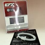 EFX(イーエフエックス) パフォーマンス アンクレット スポーツ トランス×ホワイト[正規品]SIUA Lサイズ