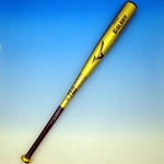 09年後期モデル♪ MIZUNO(ミズノ) 軟式バット 『ビューリーグ ギャラクシー』 ゴールド ミドルバランス 82cm×平均700g 2tr-45220-50 ゴールド(50) 82cm×700g ゴールド(50) 82cm×700g