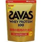 次世代プロテイン♪ SAVAS(ザバス) 『ホエイプロテイン100(ココア) スーパー』 2.5kg CZ7369 画像1