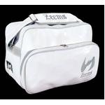 『ホワイトカラー』大人気!! Zeems(ジームス) ショルダーバッグ大型 (エナメル製) ホワイト