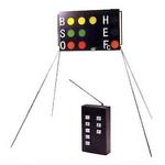 MIZUNO(ミズノ) 無線リモコン式カウント表示器(SBO) 2za-821 ソフトボール用の詳細ページへ