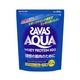 すっきりおいしいスポーツドリンク感覚の次世代プロテイン♪ SAVAS(ザバス) アクア ホエイプロテイン100 グレープフルーツ味 800g(袋)
