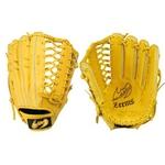 Zeems(ジームス) 硬式外野手用グローブ 『ESP2シリーズ』 ESP2-788I イエロー 左投げ用