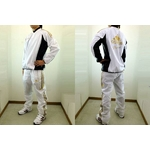 adidas professional(アディダスプロフェッショナル) ウィンドシャツ&ウィンドパンツ『上下セット』 ホワイト Oサイズの詳細ページへ