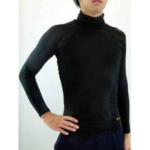 ZETT(ゼット) プロステイタス限定モデル タートルネック長袖アンダーシャツ ブラック【ospcw8tx】 ブラック(1900) Oサイズ