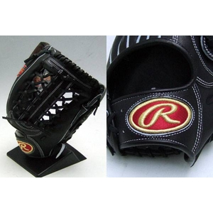 RAWLINGS(ローリングス) 硬式外野手用グローブ 『プロプリモシリーズ』 右投げ用 ブラック