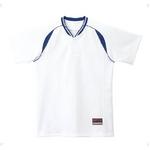 ZETT(ゼット) 少年用プルオーバーベースボールT ホワイト/Rブルー (BOT700J) 140 【2セット】の詳細ページへ