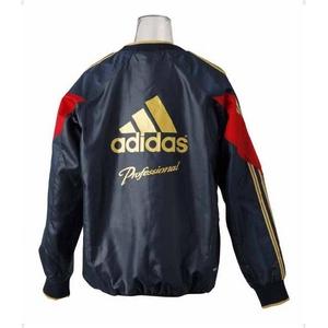adidas(アディダス) 03 ADI-PRO Vネックウィンドジャケット LS JR DNVY (HN843) 150