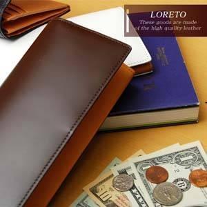 LORETO(ロレート) コードバンシリーズ 長財布