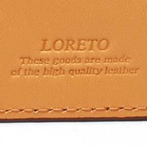 LORETO(ロレート) コードバンシリーズ キーケース ブラック