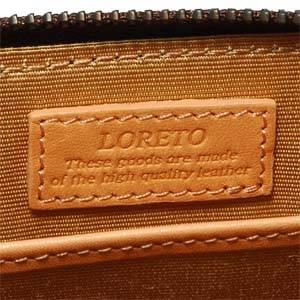 LORETO(ロレート) コードバンシリーズ コインケース ホワイト