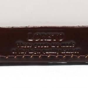 LORETO(ロレート) コードバンシリーズ パスケース ブラウン