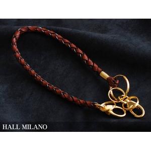 HALL MILANO(ハルミラノ) メッシュキーホルダーシリーズ 102