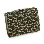 印伝(印傳) 二つ折り財布(がま口タイプ) ベージュの詳細ページへ