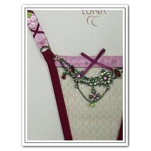 Lola Luna(ローラルナ) 【GYPSY】ストリングショーツ