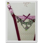 Lola Luna(ローラルナ) 【GYPSY】 オープンストリングショーツ Sサイズ