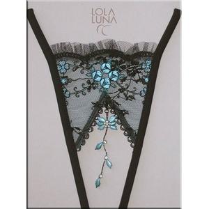 Lola Luna(ローラルナ) 【CAUCASE open】 オープンストリングショーツ Sサイズ