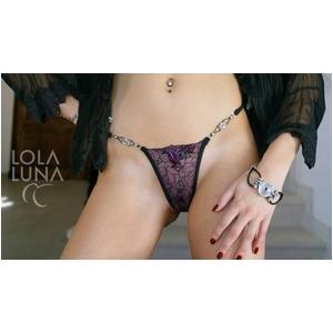 Lola Luna(ローラルナ) 【SERENA】 Gストリングショーツ Mサイズ