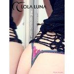Lola Luna(ローラルナ)【 KERALA Micro S】オープン ストリングショーツ S