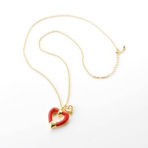 LION HEART(ライオンハート) オリジナルネックレス【ラブシャッフル記念モデル】