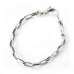 LION HEART/ライオンハート basis/Chain Bracelet/ブレスレット 【シルバー925】