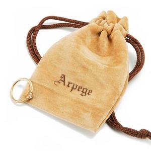 Arpege(アルページュ) SENTIMENTAL/リング【イエローゴールド】 9号