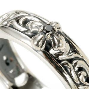 LION HEART(ライオンハート) basis/Arabesque Ring/リング【CanCan 6月号掲載】 7号
