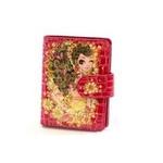 HANDYA(ハンディア) レザーカードケース hdy-ph001 ピンク