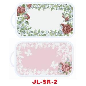 リバーシブル抗菌まな板 JL-SR-2 ジュリア (まな板スタンド・メジャー付まな板シート付)