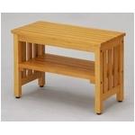 木製ベンチ エントランスベンチ(小) ナチュラル