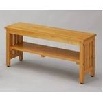 木製ベンチ エントランスベンチ(大) ナチュラル