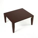 折りたたみ 角脚ローテーブル AT-6555