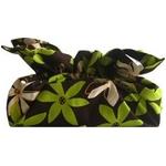 《ティッシュカバー》CHOU tissue cover Little Marry/leaf green