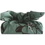 《ティッシュカバー》CHOU tissue cover Line Flower/mint green