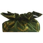 《ティッシュカバー》CHOU tissue cover Herbe Grass/bee green