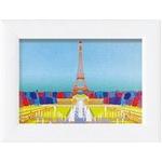《アートフレーム》パリ・コラージュ エッフェル ガーデンの詳細ページへ