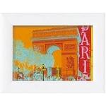 《アートフレーム》パリ・コラージュ 凱旋門の詳細ページへ