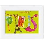 《アートフレーム》パリ・コラージュ ウェルカム パリスの詳細ページへ