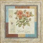 《絵画》ティム コフィー 夏のバラ